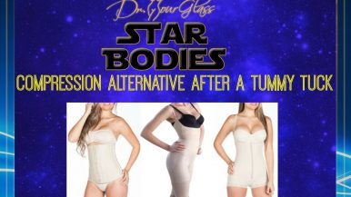 Compression alternative after a tummy tuck