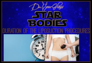Duration of the liposuction procedure