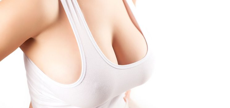 Mammograms after breast implants surgery