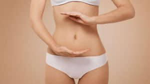 Plastic surgery for the navel