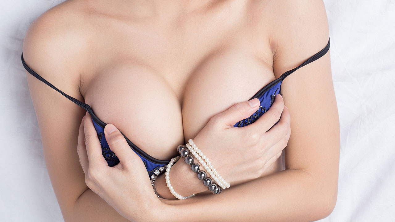 Alternative breast augmentation procedure