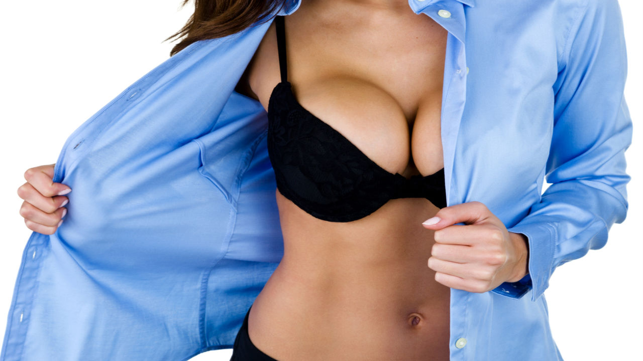 Poor men love big breasts, the rich prefer them smaller study punch newspapers